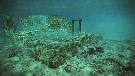 Μια υποβρύχια πολιτεία στην Ελαφόνησο (video)