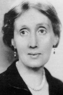 Virginia Woolf foto en blanco y negro