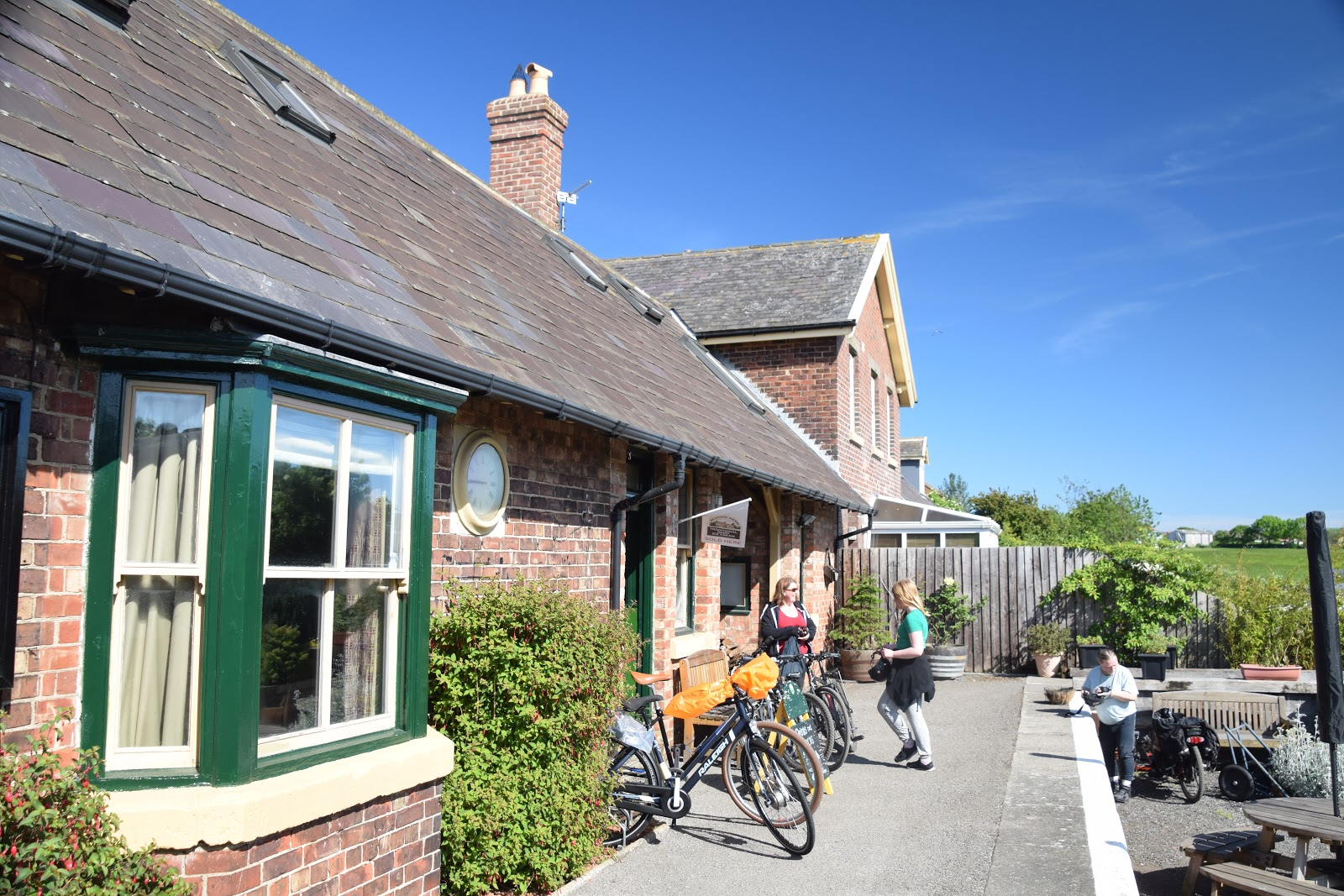 The Station Tea Rooms Cloughton