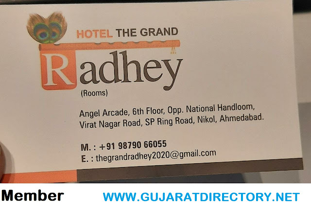 HOTEL THE GRAND RADHEY - 9879066055