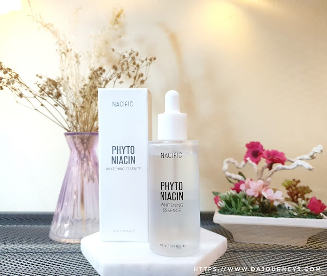 Review Nacific Phyto Niacin Whitening Essence