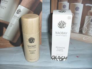 Imagen Whitening Cream O White Naobay