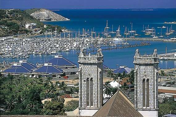 Nouméa, Capital da Nova Caledônia