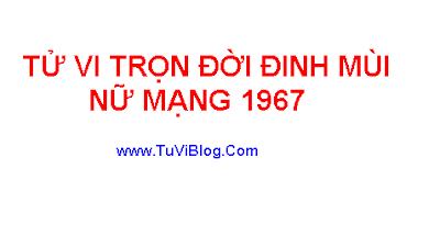 Dinh Mui 1967