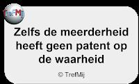 Patent op de waarheid