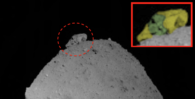 JAXA confirms 2 rovers landed successfully on asteroid Ryugu plus more UFO%2Bsightings%2Bdaily%252C%2Bscott%2Bwaring