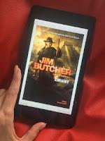 """""""Zmiany"""" Jim Butcher, fot. paratexterka ©"""
