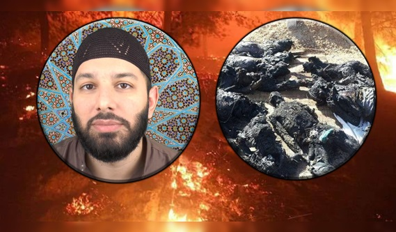 Imam Terkemuka Dunia Dedah Punca Sebenar Kebakaran Di Israel