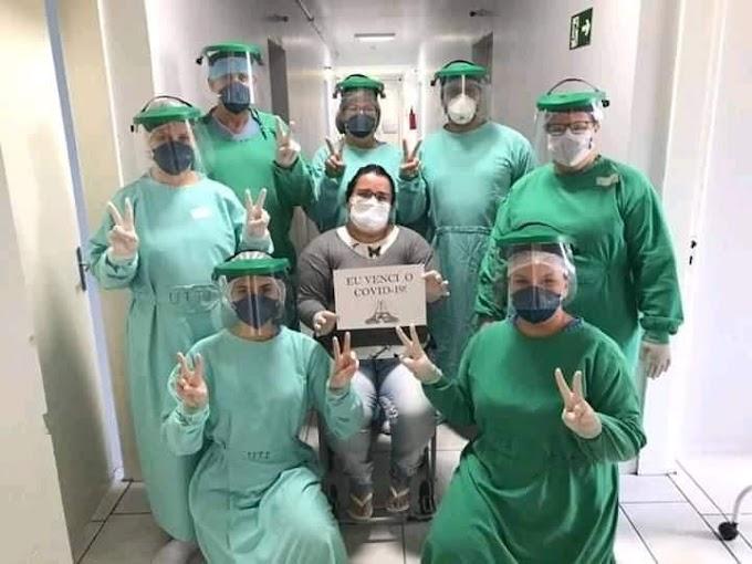Relatos de pacientes de outras cidades, internados em Dom Pedrito, que venceram a Covid-19