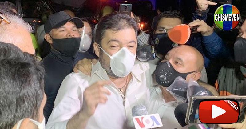 Presos políticos ahora desmienten que fueron torturados en El Helicoide