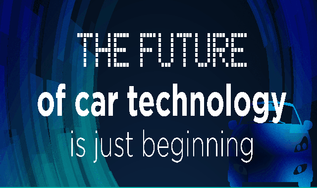 The Future Of Car Technology Is Just Beginning #infographic