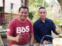 Silahturahmi Ketua GNI Deli Serdang Dengan Ketua HKTI (Himpunan Kerukunan Tani Indonesia) Kab. Deli Serdang