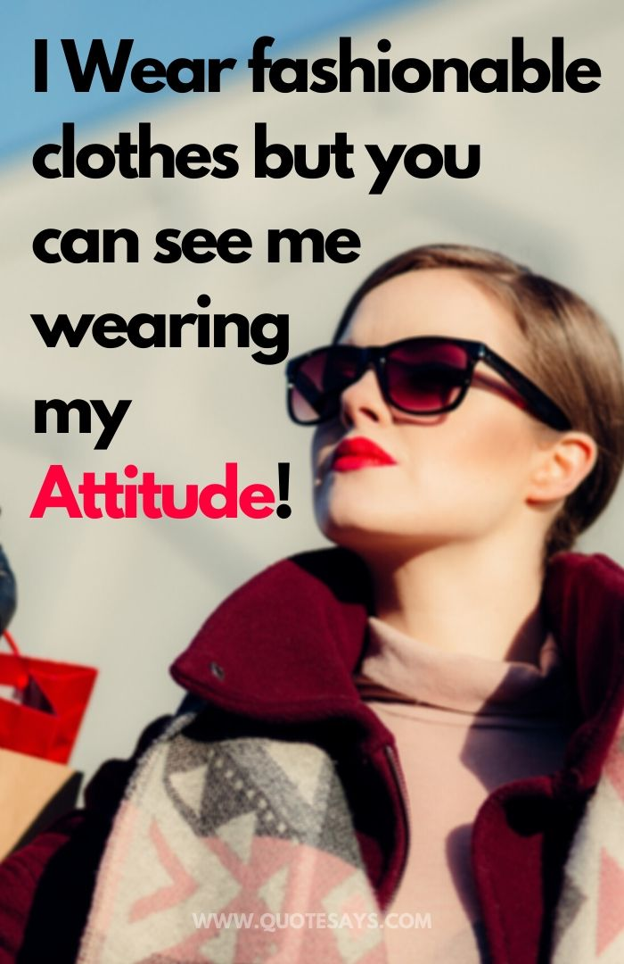 Attitude Status for Girls, Attitude Quotes for Girls, girl attitude dp