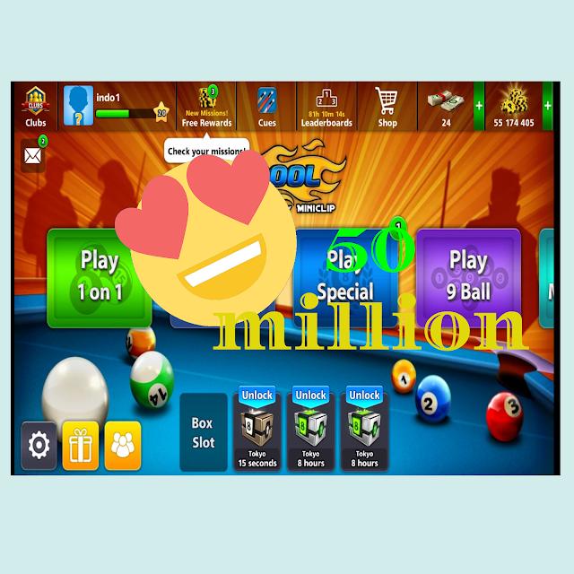 8 ball pool coins free