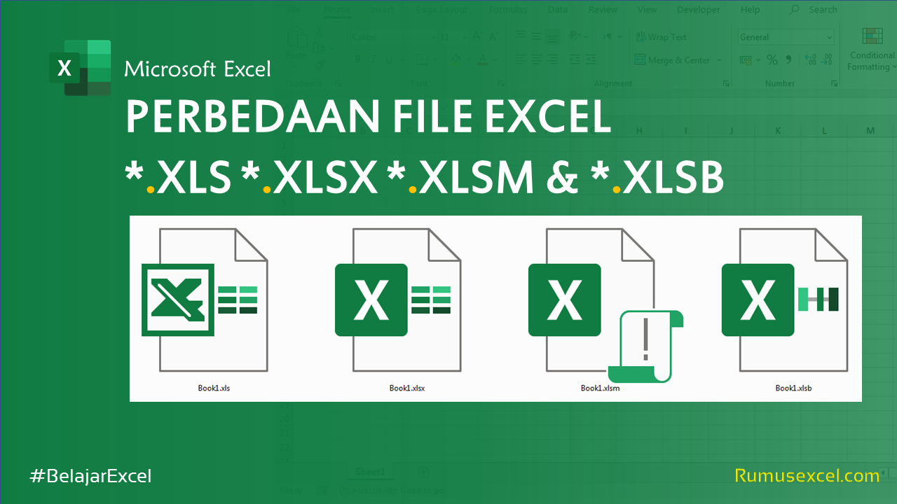 File Type Microsoft Excel