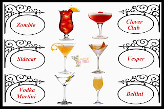 50 classic cocktail