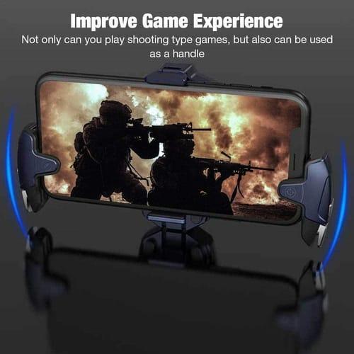 Review juman MEMO AK02 Phones Game Controller with Cooler