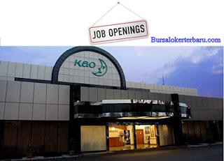 Lowongan Kerja Maintenance Helper di PT Kao Indonesia
