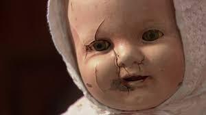 mandy श्रापित गुड़िया