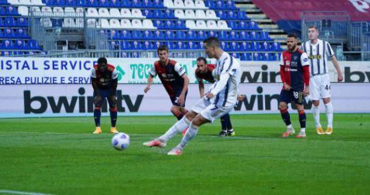 Cagliari vs Juventus 1–3 Highlights
