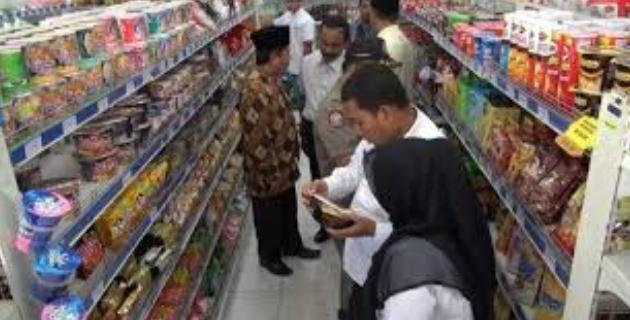 Heboh ! Makanan Mengandung Enzim Babi Ditemukan di Minimarket Sumenep