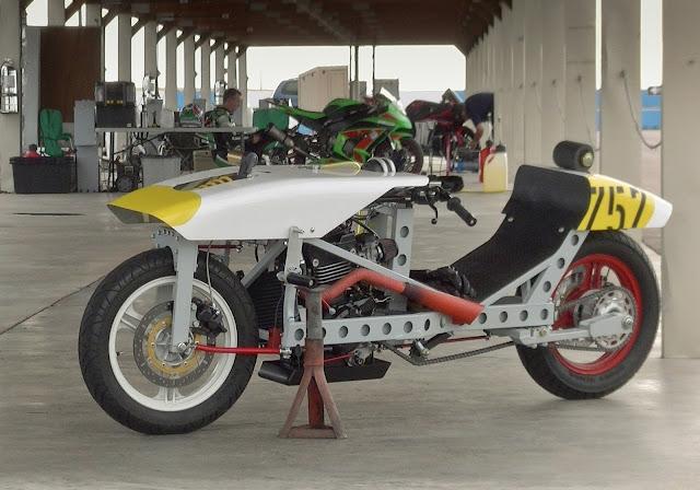 Robert Horn RoHorn 2WS Recumbent Racer