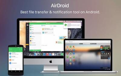 5 Aplikasi Transfer Data File Dari Hp Android Ke Leptop Tanpa Kabel