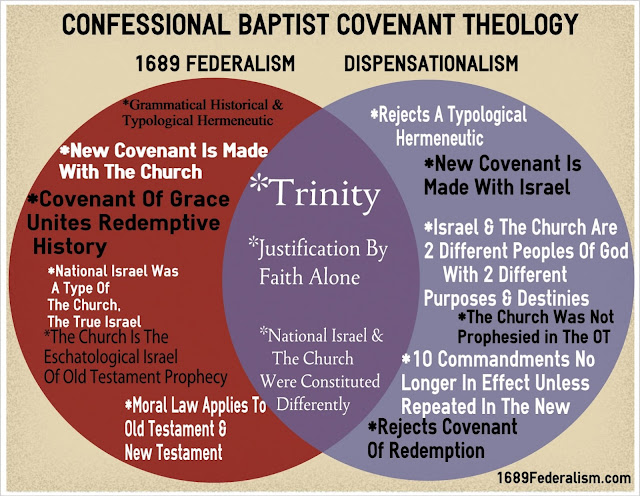 Confessional Baptist Covenant Theology- http://www.1689federalism.com