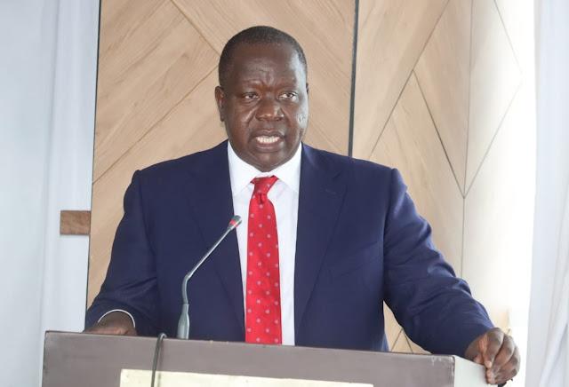 Dr. Fred Matiang'i