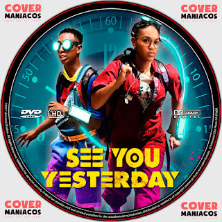 GALLETA 2 SEE YOU YESTERDAY 2019 [COVER DVD]