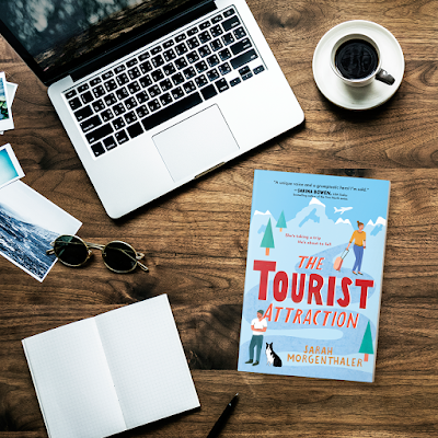 Spotlight: The Tourist Attraction by Sarah Morgenthaler + Book Trailer