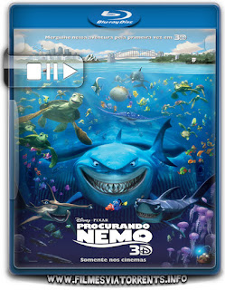 Procurando Nemo Torrent - BluRay Rip 720p e 1080p Dublado