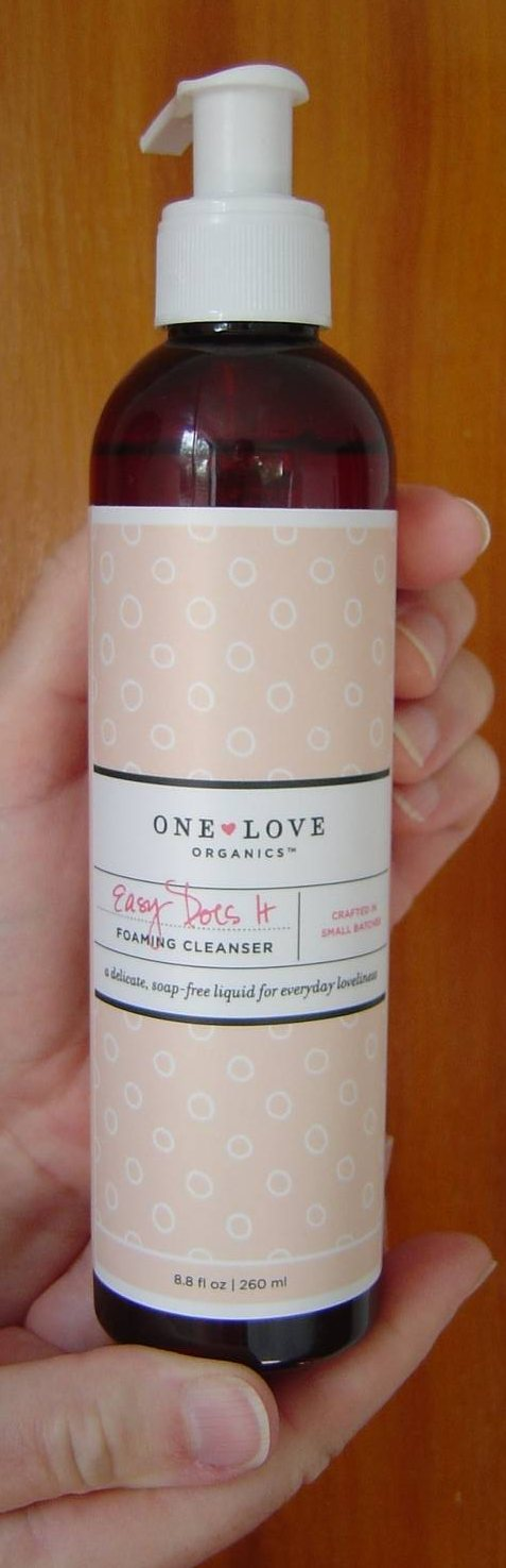Easy Does It foaming cleaner One Love Organics