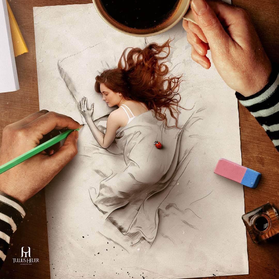 02-Helping-Hand-Tullius-Heuer-Photoshop-and-Digital-Art-Drawings-www-designstack-co