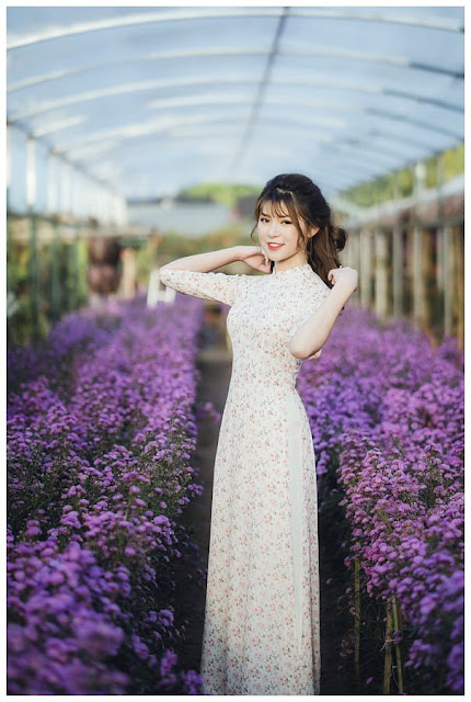 Điểm mặt những nàng hot girl 10x xinh đẹp của cao nguyên Mộc Châu
