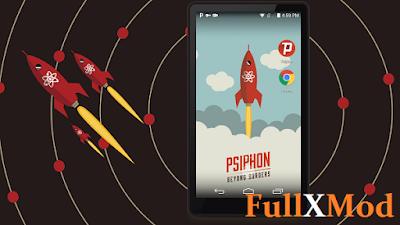 Psiphon Pro APK Full Version Cracked Terbaru