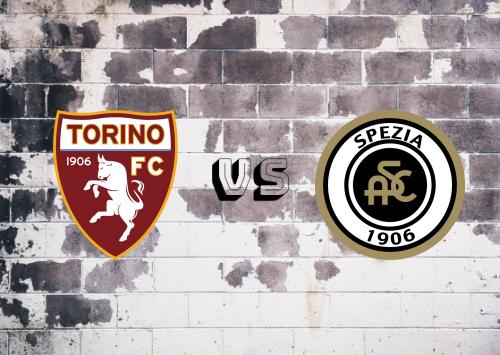 Torino vs Spezia  Resumen
