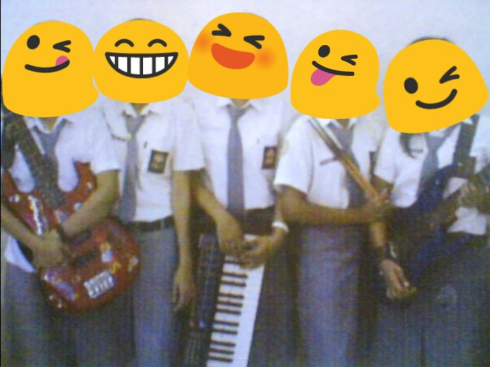 kyndaerim band, anak band, anak band cewek, x-one community