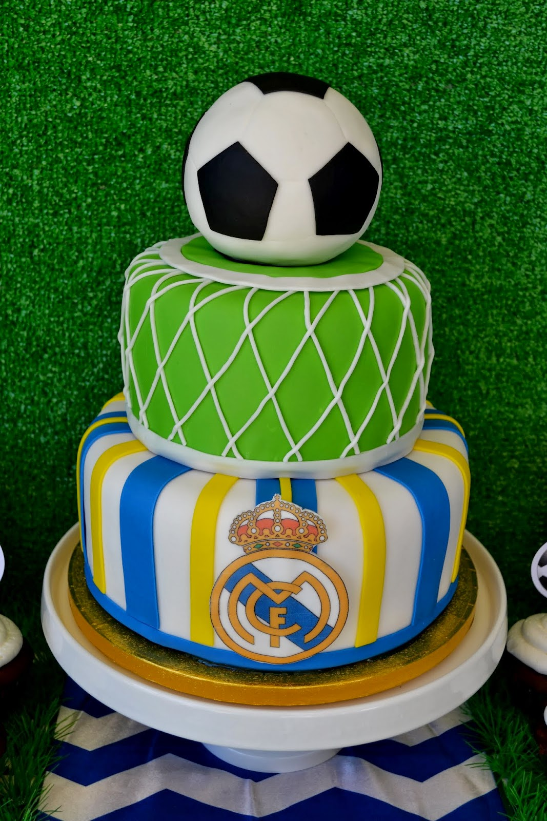 Partylicious Events Pr Real Madrid Soccer Party