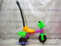Ride-On Car SHP Boneka Dengan Musik dan Tongkat Dorong 3