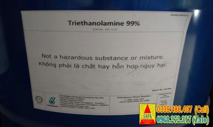 DUNG MÔI TRIETHANOLAMINE 99% (T.E.A)