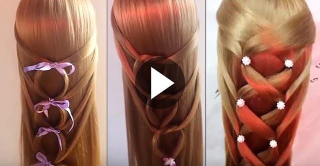 Learn, How To Create 7 Stunning Hairstyles, See Tutorial