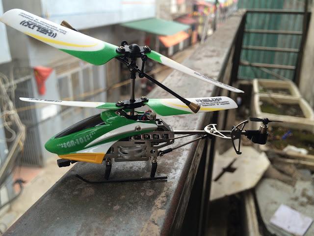 Máy bay mini GA100_5