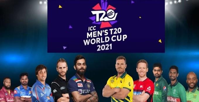 Cricket Blog: ICC T20 World Cup Cricket 2021