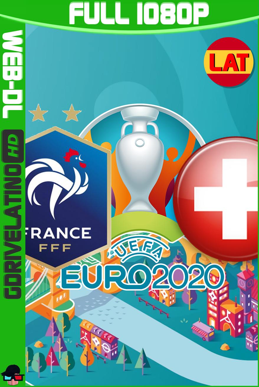Francia vs Suiza: EURO 20 (2021) WEB-DL 1080p Latino MKV