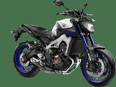 Spesifikasi, Fitur, dan Warna Yamaha MT09