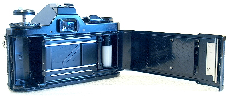 Pentax MV1, Film box