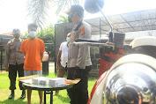 Polisi Ringkus Pelaku Curat Asal kota Mataram