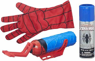 Disparador de el hombre araña