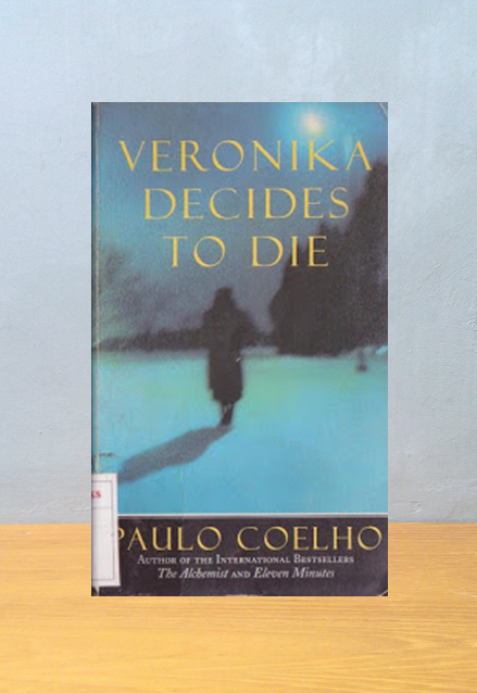 Veronika Decides to Die, Paulo Coelho